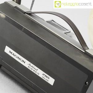 Magnon, proiettore video 8mm mod. 800 ZRS (9)