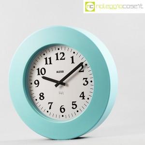 Alessi, orologio da muro Momento azzurro, Aldo Rossi (3)