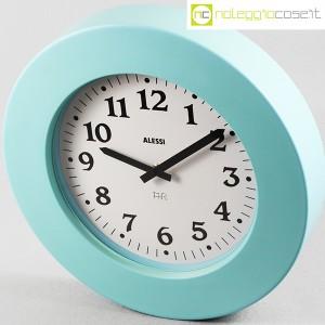 Alessi, orologio da muro Momento azzurro, Aldo Rossi (4)