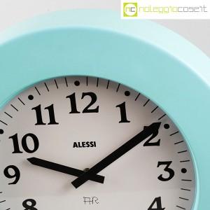 Alessi, orologio da muro Momento azzurro, Aldo Rossi (6)