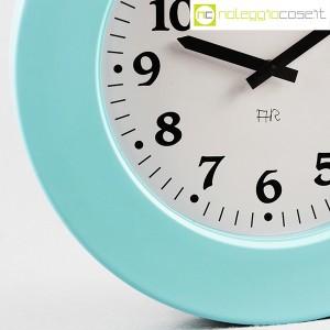 Alessi, orologio da muro Momento azzurro, Aldo Rossi (7)