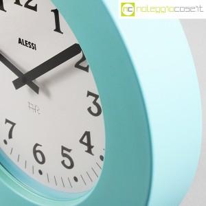 Alessi, orologio da muro Momento azzurro, Aldo Rossi (8)