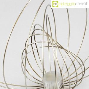 Arform, scultura in fili di acciaio, Paolo Tilche (9)