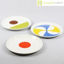 Ceramiche Pozzi set Fantasia Gio Ponti