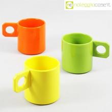 Il Picchio set tazze colorate Enzo Bioli