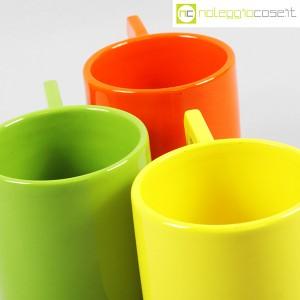Il Picchio, set tazze colorate, Enzo Bioli (8)