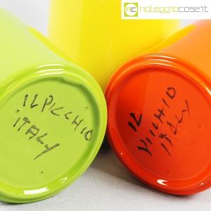 Il Picchio, set tazze colorate, Enzo Bioli (9)