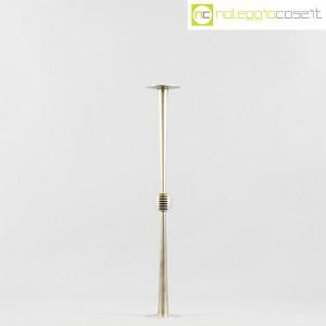 Sabattini, candeliere alto in metallo, Lino Sabattini (2)