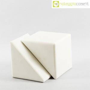 Ferma libri in marmo bianco (3)
