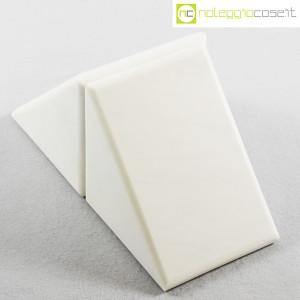 Ferma libri in marmo bianco (4)