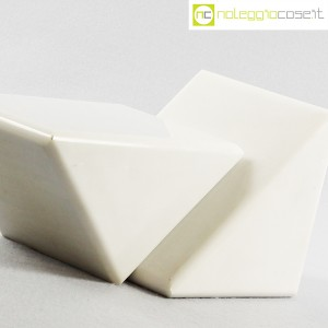 Ferma libri in marmo bianco (5)