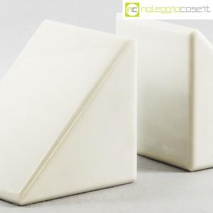 Ferma libri in marmo bianco (9)