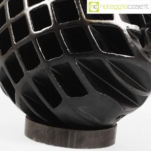 Tasca Ceramiche, sfera Trafila in ceramica nera, Alessio Tasca (8)