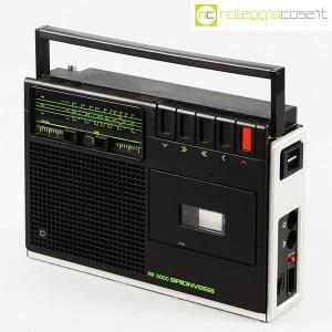 Brionvega, radio con mangiacassette RR3000, Richard Sapper (1)