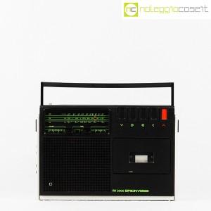 Brionvega, radio con mangiacassette RR3000, Richard Sapper (2)