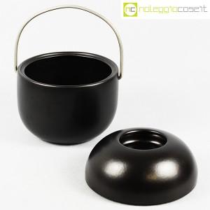 Ceramiche Franco Pozzi, contenitore Primaluna nero, Ambrogio Pozzi (5)