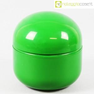 Kartell, grande contenitore verde, Anna Castelli Ferrieri (1)