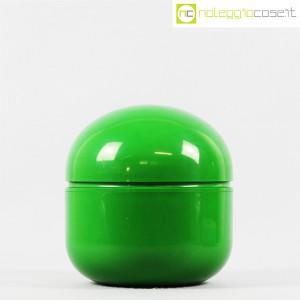 Kartell, grande contenitore verde, Anna Castelli Ferrieri (2)