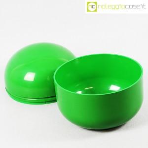 Kartell, grande contenitore verde, Anna Castelli Ferrieri (5)