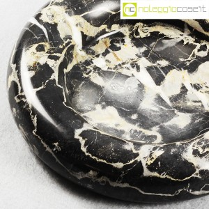 Posacenere in marmo nero venato (9)