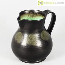 Tasca Ceramiche brocca nera