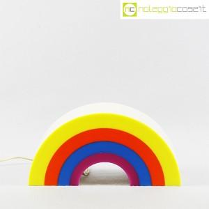 Lampada Arcobaleno in plastica (2)