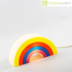 Lampada Arcobaleno in plastica (3)