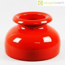 Rometti grande vaso centrotavola rosso